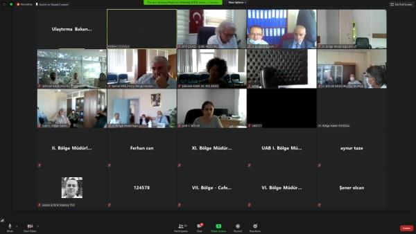 E-Devlet hizmetlerimize ilişkin eğitim toplantısı düzenlenmiştir.