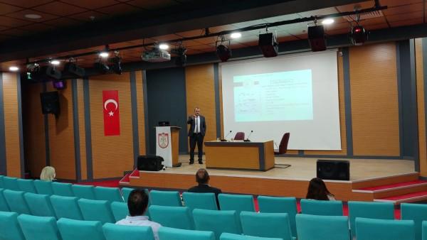 Eğitim çalışmaları ve saha ziyaretlerine Sivas Bölge Müdürlüğümüz ile başladık.
