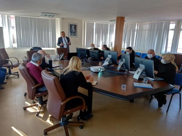 IX. Bölge Müdürlüğümüz (Samsun)' da Eğitim Faaliyetleri ve Saha Ziyaretleri yapılmıştır.