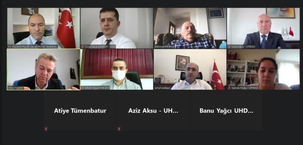 Lojistik Vizyon Grubu Toplantılarının İlki Gerçekleştirildi