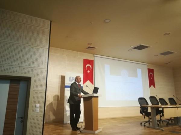 Mardin U-ETDS ve Sayısal Takograf bilgilendirme toplantısı