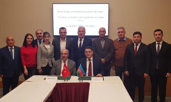Türkiye-Azerbaycan Kara Ulaştırması Karma Komisyon Toplantısı
