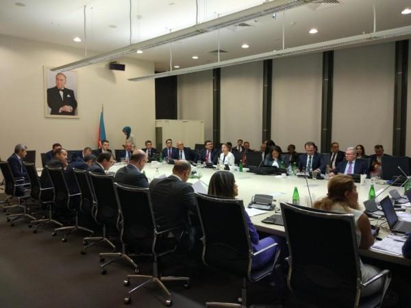Türkiye-Azerbaycan Karma Ekonomik Komisyonu (KEK) 8. Dönem Toplantısı