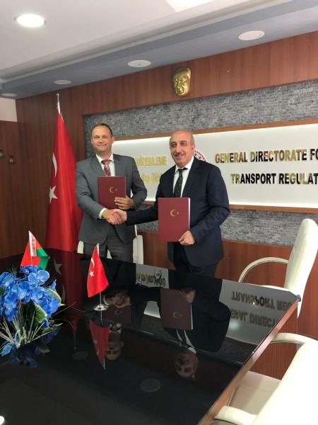 Türkiye-Belarus Kara Ulaştırması Karma Komisyon Toplantısı