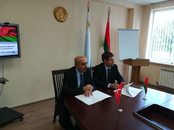 Türkiye-Belarus Kara Ulaştırması Karma Komisyon Toplantısı 11-12 Eylül 2018 tarihlerinde Minsk'te gerçekleştirilmiştir.
