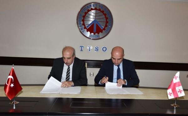 Türkiye-Gürcistan Kara Ulaştırması Karma Komisyon Toplantısı 18-19 Eylül 2018 tarihlerinde Trabzon'da gerçekleştirilmiştir.