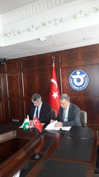 Türkiye-Macaristan Kara Ulaştırması Karma Komisyon Toplantısı 4-5 Eylül 2018 tarihlerinde İzmir'de gerçekleştirilmiştir.