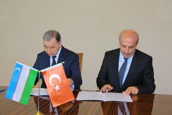 Türkiye-Özbekistan KUKK Toplantısı, 17-18 Mayıs 2018 tarihlerinde Semerkand'da gerçekleştirilmiştir.