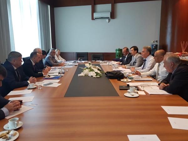 Türkiye-Rusya Karma Ekonomik Komisyonu (KEK) Toplantısı