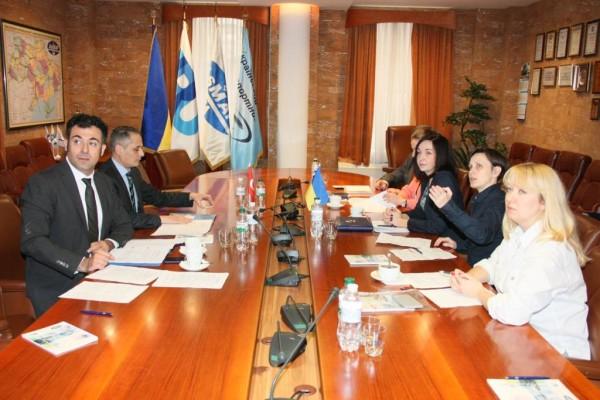 Türkiye - Ukrayna Toplantısı