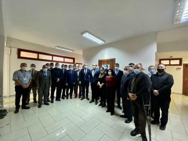 X.Bölge (Erzurum) Müdürlüğümüzde çalışma arkadaşlarımızla buluştuk.