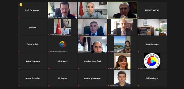 Zonguldak Bülent Ecevit Üniversitesi Ev Sahipliğinde Filyos Çalıştayı Gerçekleştirildi